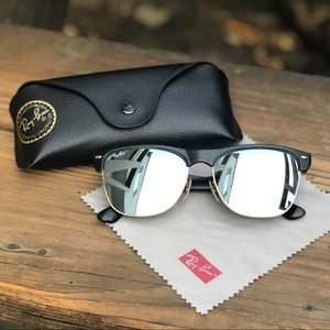 Unisex Ray-Ban Clubmaster Sunglasses